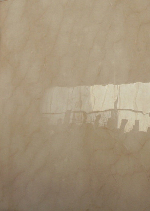 ​Royal Botticino marble stone slab tile countertop vanity cream beige yellow color
