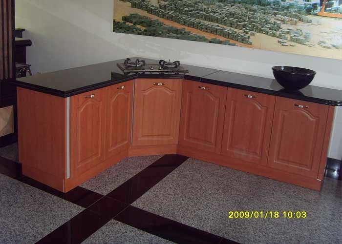 High Hardness Stone Granite Countertops Wear Resistant With Soft Texture